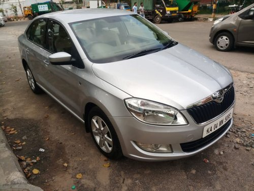 Used Skoda Rapid 2014 car at low price