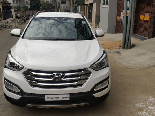 Hyundai Santa Fe 4x4 AT 2014 for sale-5