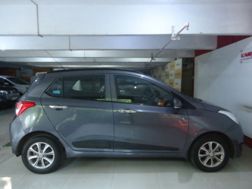 Hyundai Grand i10 Asta Option AT 2017 for sale-4