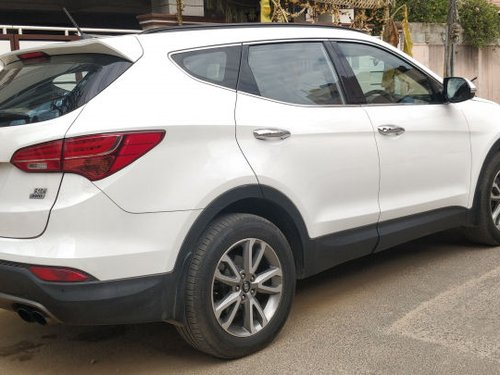 Hyundai Santa Fe 4x4 AT 2014 for sale-7