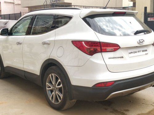 Hyundai Santa Fe 4x4 AT 2014 for sale-11