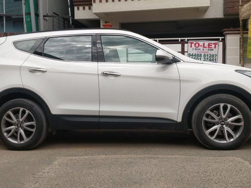 Hyundai Santa Fe 4x4 AT 2014 for sale