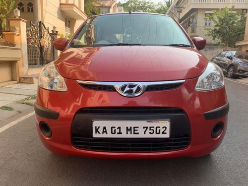 Used Hyundai i10 car 2009 for sale at low price-0