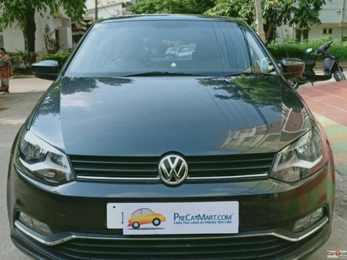 Used Volkswagen Polo 1.2 MPI Highline 2016 for sale-4