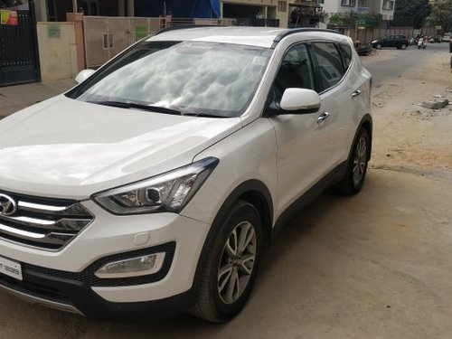Hyundai Santa Fe 4x4 AT 2014 for sale-15