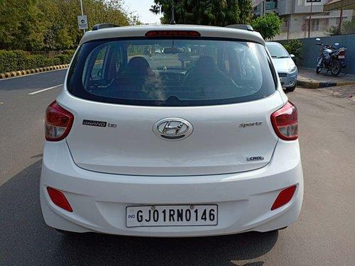 Used Hyundai i10 2016 car at low price