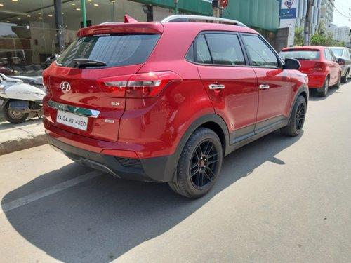 Used Hyundai Creta car 2015 for sale at low price