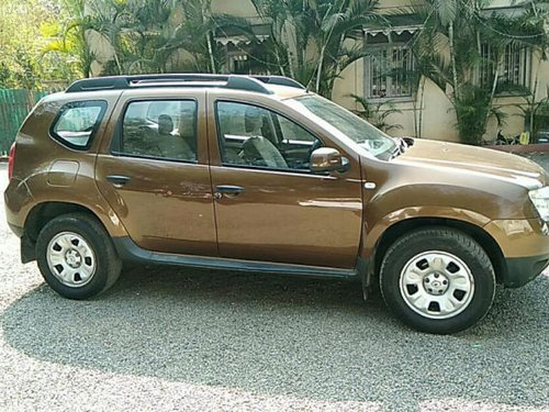 Used Renault Duster car at low price-9