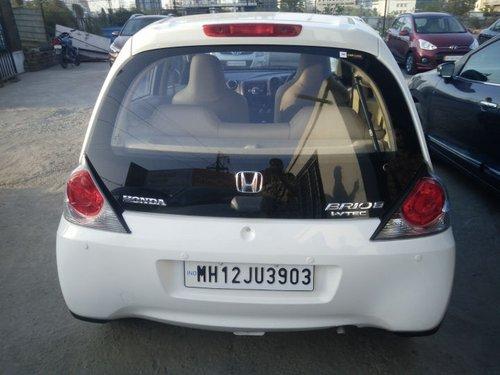 Used 2013  Honda Brio car at low price