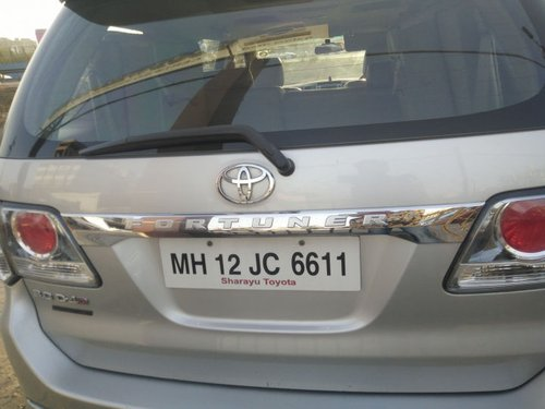Toyota Fortuner 4x2 4 Speed AT 2012 by owner