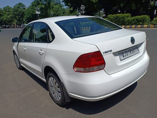 Used 2014 Volkswagen Vento car at low price