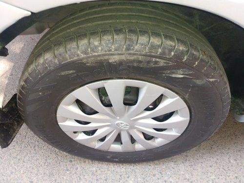 Used Toyota Platinum Etios car at low price