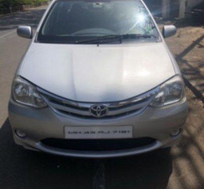 Toyota Platinum Etios 2011 for sale