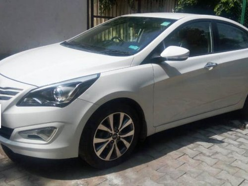Hyundai Verna SX CRDi AT for sale