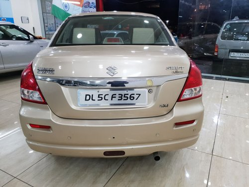 Maruti Suzuki Dzire ZXI 2009 for sale
