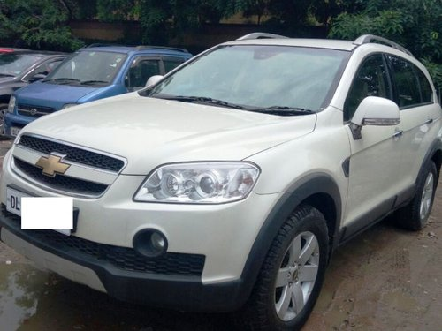 Chevrolet Captiva 2.2 AT AWD for sale-8