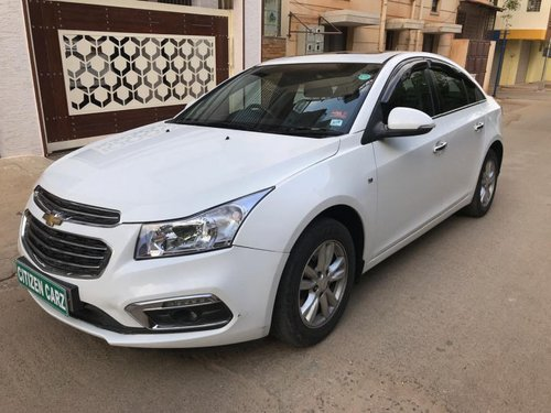 Chevrolet Cruze LTZ 2016 for sale