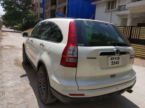 Used 2010 Honda CR V car at low price