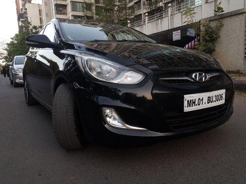 Hyundai Verna SX CRDi AT 2014 for sale