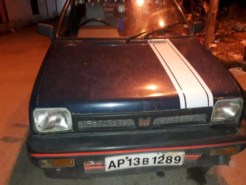Used Maruti Suzuki 800 car 1986 for sale at low price-1
