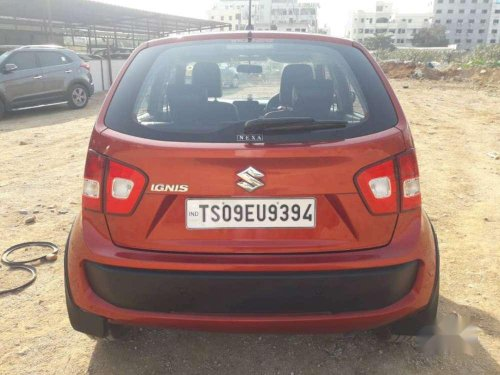 Maruti Suzuki Ignis 2017 for sale