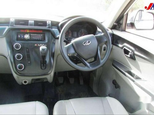Used Mahindra KUV 100 car 2016 for sale at low price
