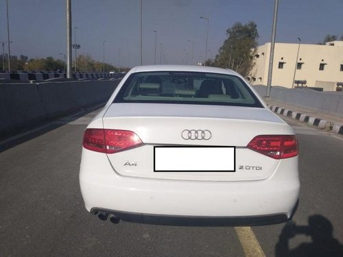 Used Audi A4 car at low price-5
