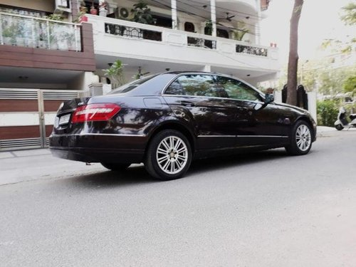 2011 Mercedes Benz E Class for sale