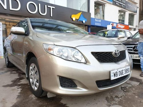 2010 Toyota Corolla Altis for sale at low price-2