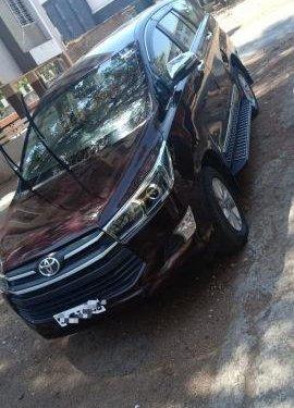 Toyota Innova Crysta 2.4 G MT 2016 for sale