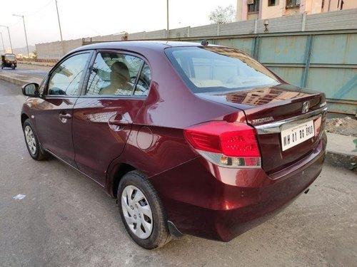 Used Honda Amaze car at low price