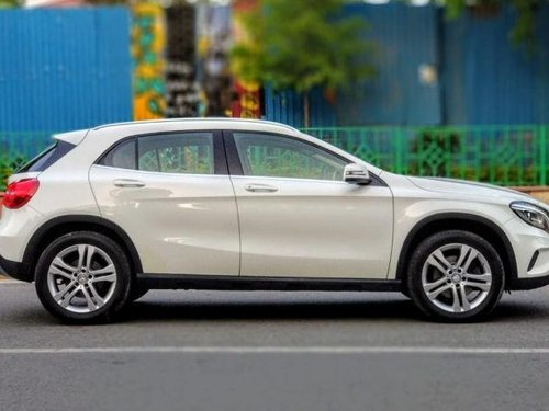 Used Mercedes Benz GLA Class car at low price