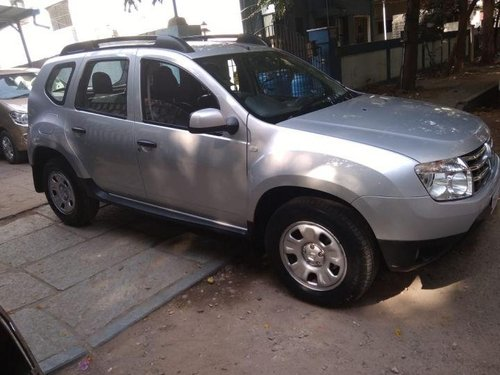 Used Renault Duster 85PS Diesel RxL 2015 for sale
