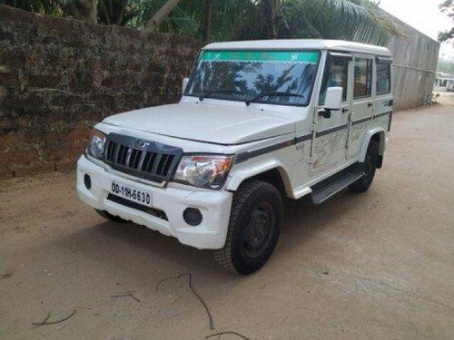 2016 Mahindra Bolero for sale