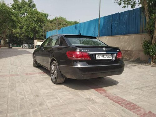 Mercedes Benz E Class 2012 for sale