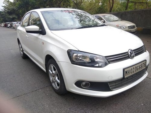 Used Volkswagen Vento car at low price