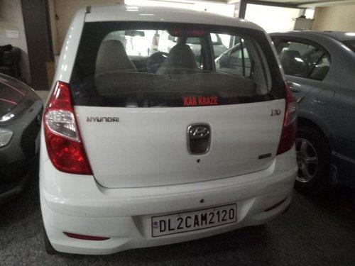 Used Hyundai i10 car at low price