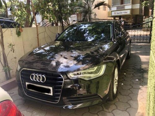 Used Audi A6 2011-2015 car at low price