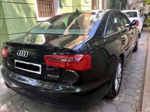 Used Audi A6 2011-2015 car at low price-3
