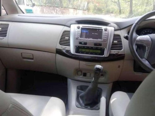 Toyota Innova 2.5 ZX BS IV 7 STR, 2014, Diesel for sale