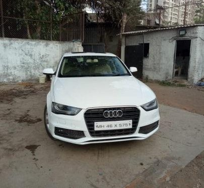 Audi A4 2.0 TDI AT 2013 for sale