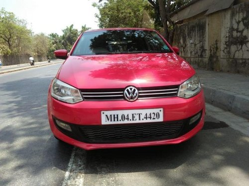 Volkswagen Polo 1.2 MPI Highline MT 2011 for sale-0