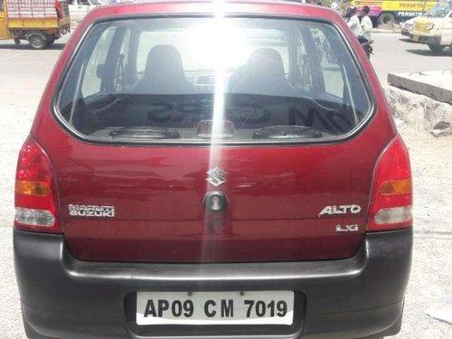 2012 Maruti Suzuki Alto for sale