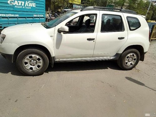 Used Renault Duster 110PS Diesel RxL MT 2016 for sale
