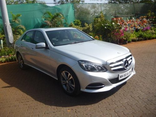Mercedes-Benz E-Class E250 CDI Avantgrade AT for sale-1
