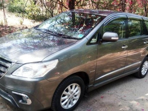 Used 2015 Toyota Innova 2.5 ZX Diesel 7 Seater MT for sale-1