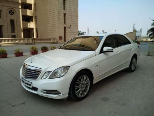 Used 2012 Mercedes Benz E Class AT for sale