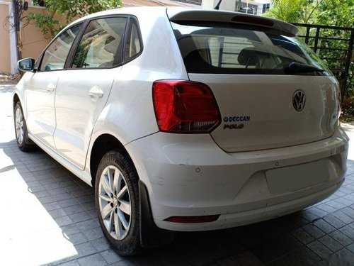 Used 2016 Volkswagen Polo 1.5 TDI Highline MT for sale-1