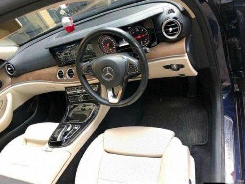 Mercedes Benz E Class E 220 d  AT 2017 for sale
