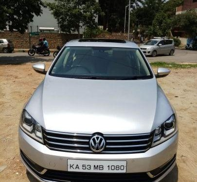 Volkswagen Passat Diesel Comfortline AT 2011 for sale-0